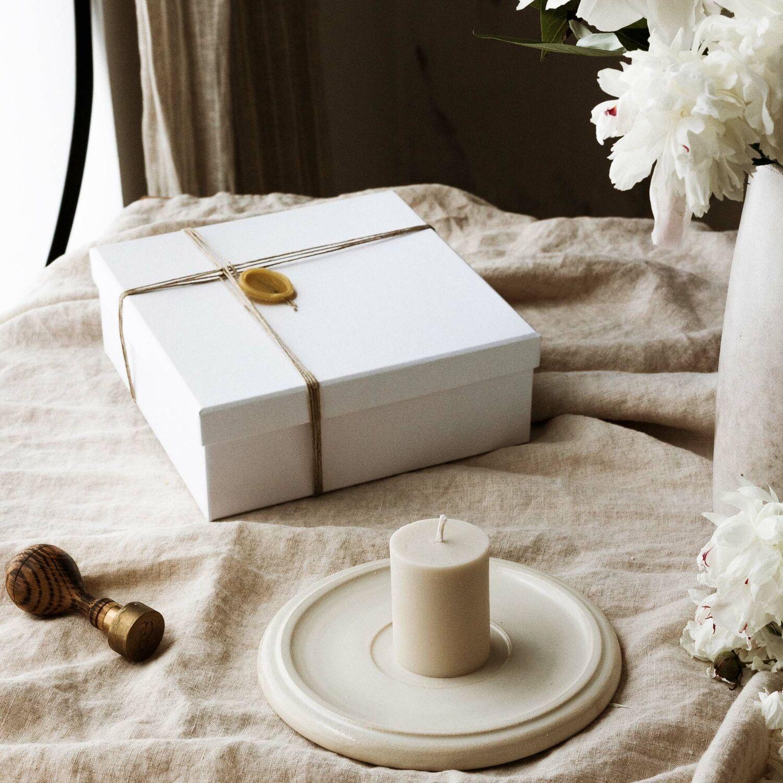 Gyertyatál - Home Collection - BUKKI Candles ®