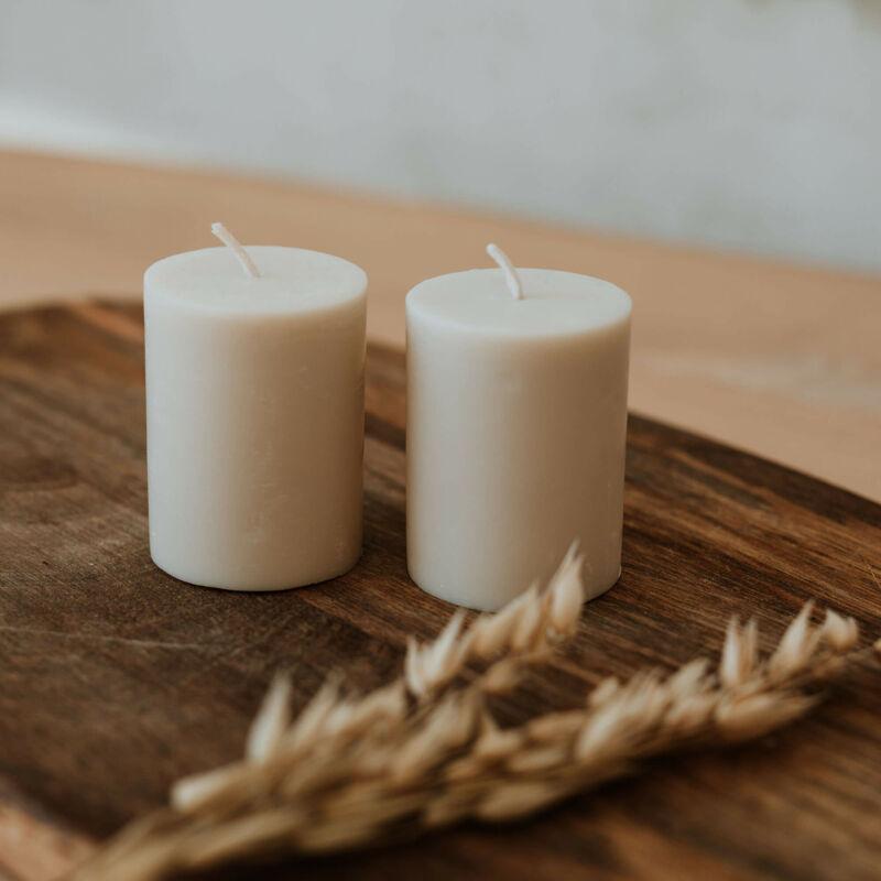 Repceviasz tömbgyertya klasszikus stílusban - BUKKI Candles ®